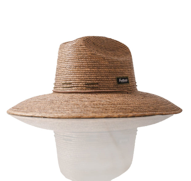 Hoff Men's Headwear FAY Dark Tan OS