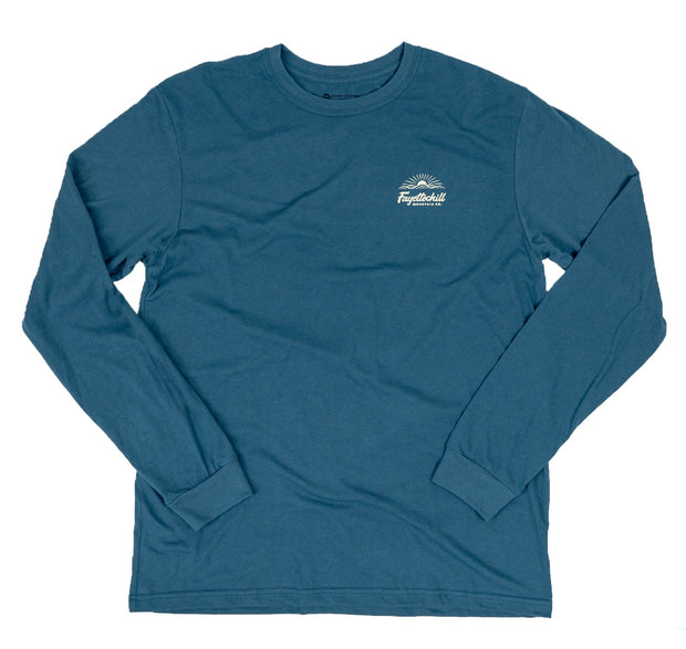 Hwy 45 Unisex Long Sleeve T-Shirt FAY