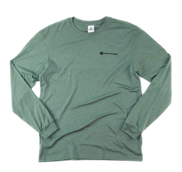 Campout Unisex Long Sleeve T-Shirt FAY