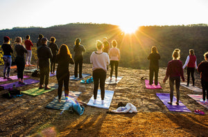 Sunrise Yoga II: May 4, 2018