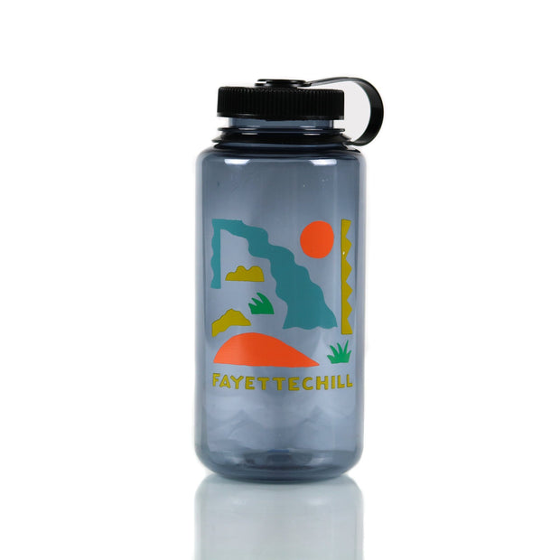 Nalgene Abstract Wide Mouth 32oz Smoke
