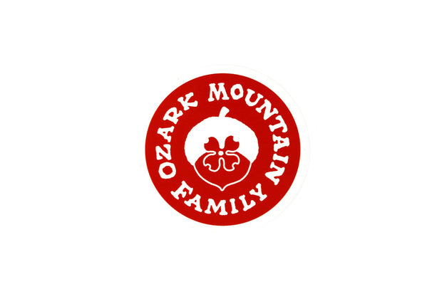 Ozark Mountain Family Sticker