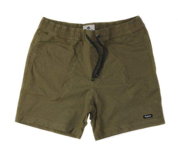 Cabana Men's Shorts - SS19 FAY Dusky Green XS
