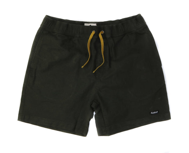 Cabana Men's Shorts - SS19 FAY Black Ink XS