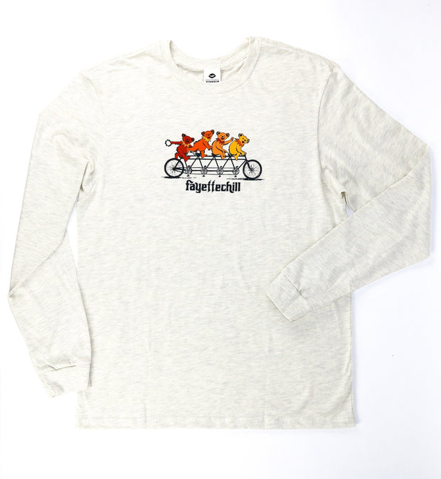 Drive Train LE Unisex Long Sleeve T-Shirt - FW18 FAY