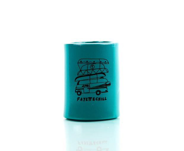 River Rat Koozie Accessories FAY Teal OS