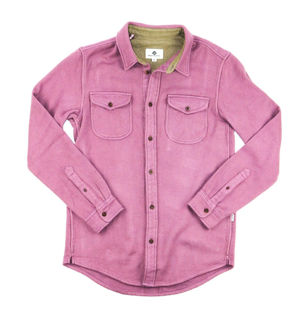 Orcas Flannel FAY Wistful Mauve XS