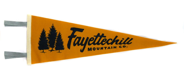 Scripps Fayettechill Pennant Accessories FAY Navy OS