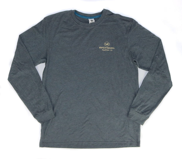Alpenglow Unisex Long Sleeve T-Shirt FAY