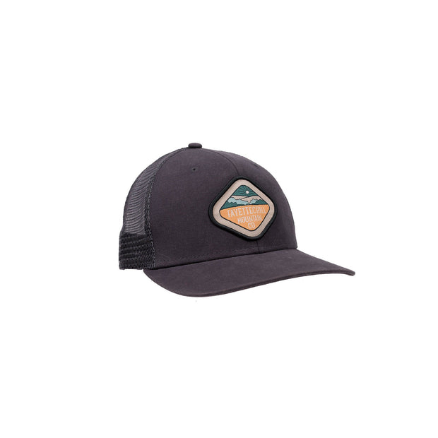 Anawanna Men's Headwear Fayettechill Clothing Company Charcoal OS