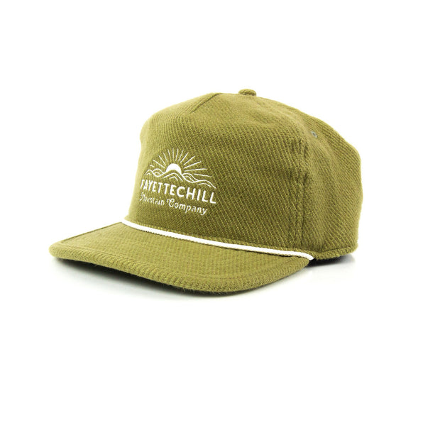 Outland Men's Headwear FAY Olive Drab OS