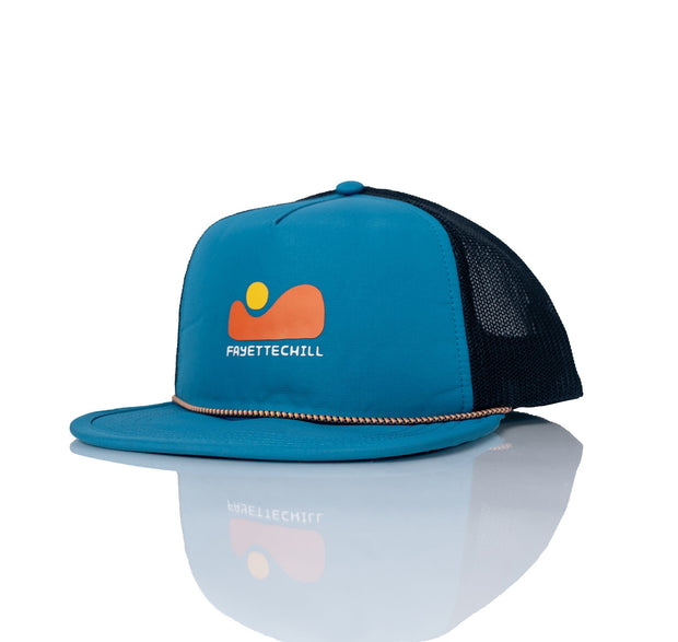 Moon Beam Men's Headwear FAY Blue OS