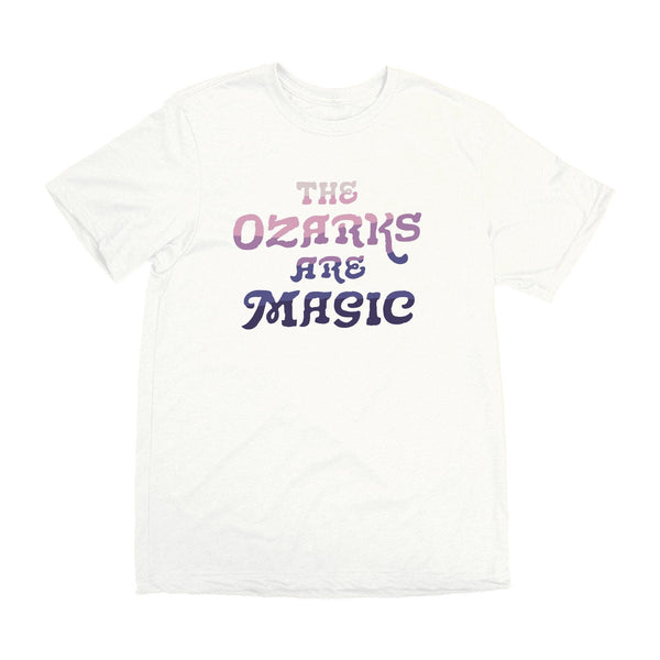 Ozarks Are Magic SS tee
