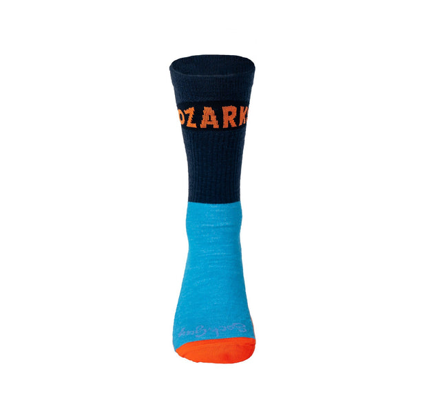 Ozarks Wool Sock Footwear FAY