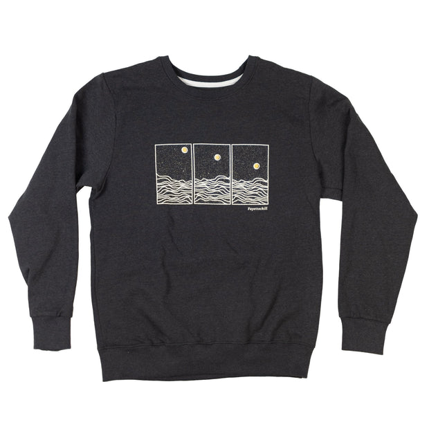 Phases Unisex Pullover FAY Black Ink XS