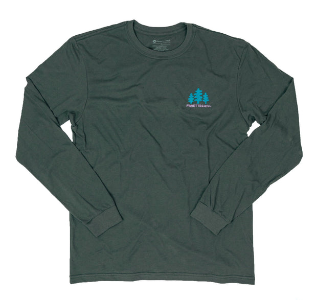 Rio Bend Unisex Long Sleeve T-Shirt FAY