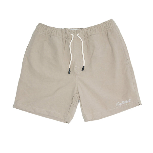 Cabana Men's Shorts FAY Light Khaki XS
