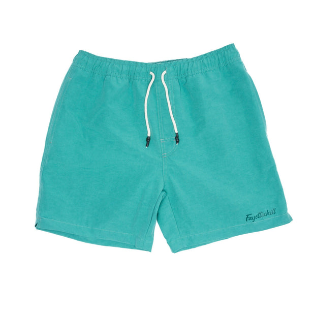 Cabana Men's Shorts FAY Deep Sea Green XS