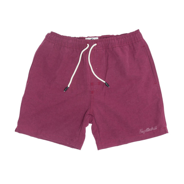 Cabana Men's Shorts FAY Wine XS