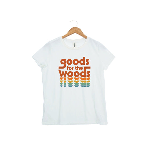 Goods for the Woods Tee