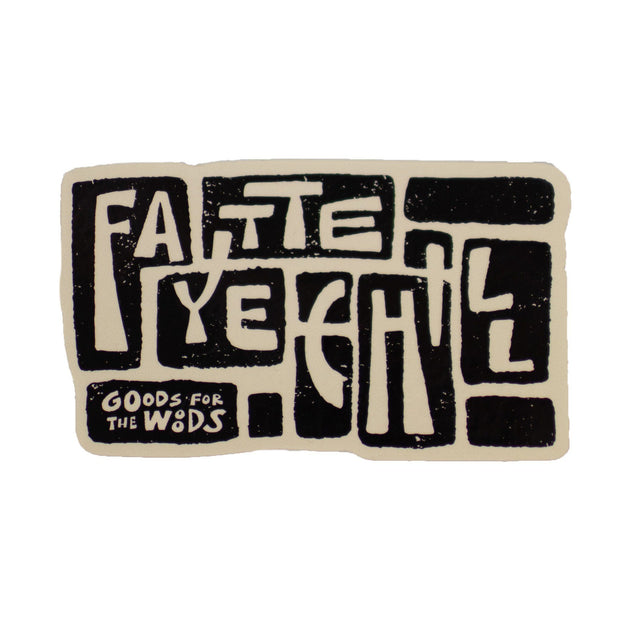 Delta Blues Sticker Sticker FAY Variable Sticker OS