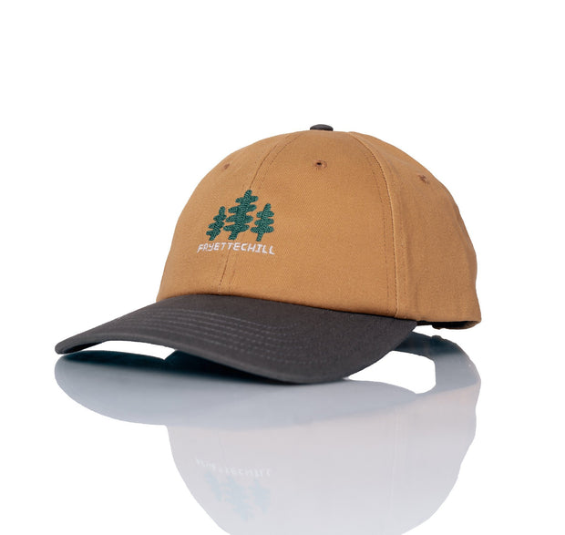 Tres Pinon Men's Headwear FAY Khaki/Brown OS