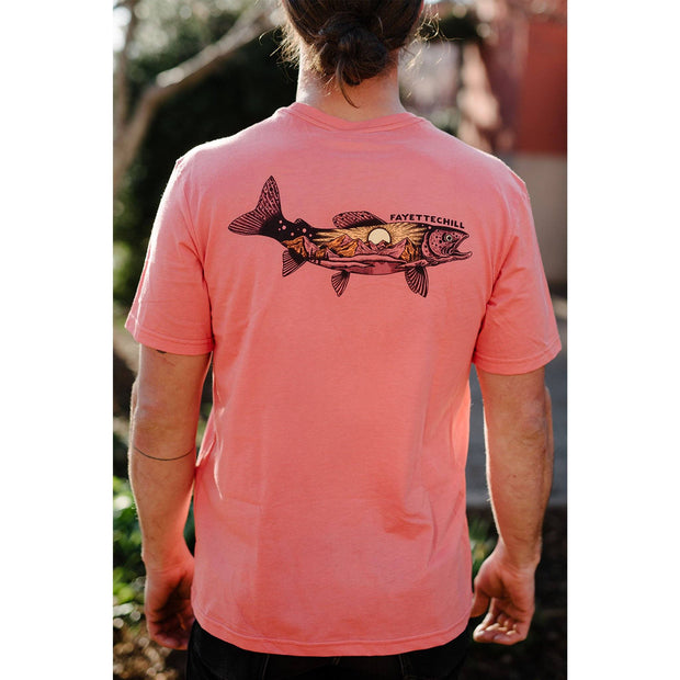 Mountain Trout Unisex T-Shirt FAY
