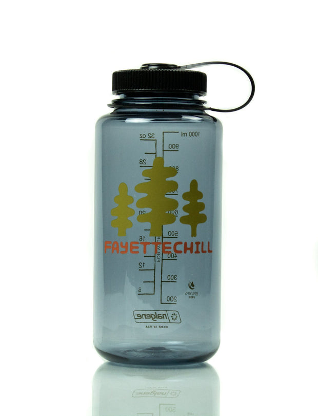 Tres Pinon Nalgene Wide Mouth 32oz Cups/Water Bottle/etc. FAY Smoke OS