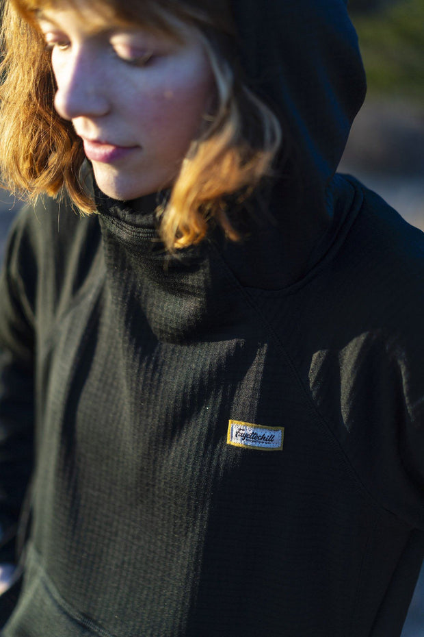 Fayettechill Polartec Microgrid Leah Hoodie