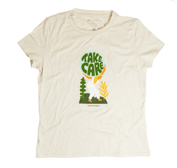 Mother Earth Women's T-Shirt FAY