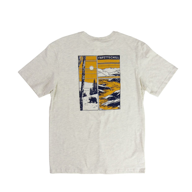 Kuma Unisex T-Shirt - SS19 FAY Ash Heather XS