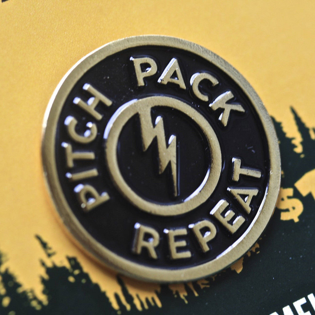 Pin Pitch Pack Repeat