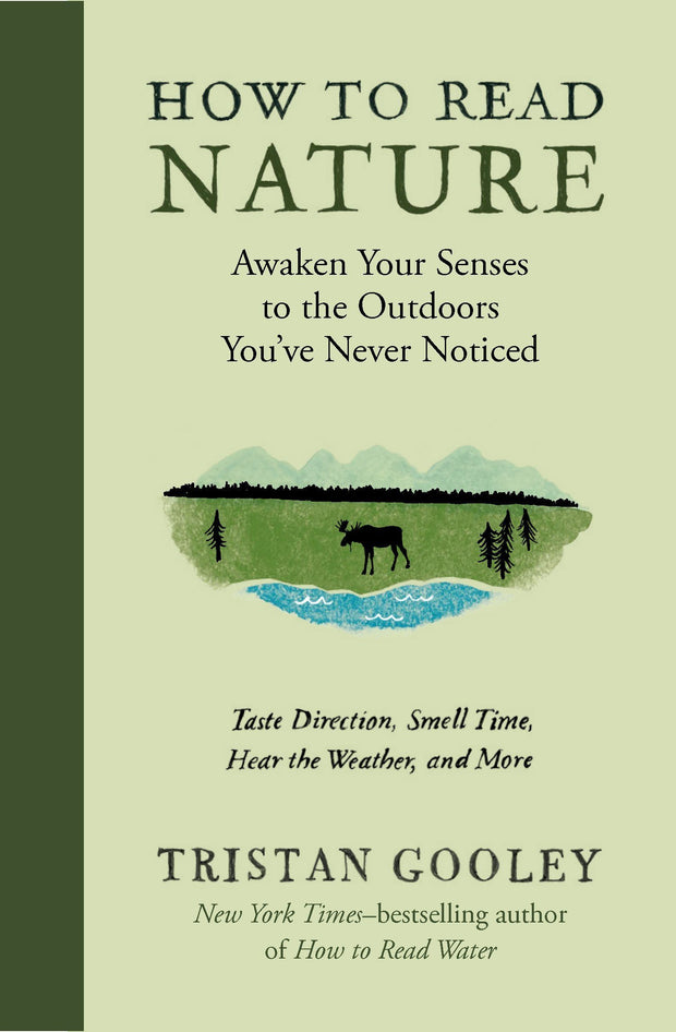 How To Read Nature Book Book FAY