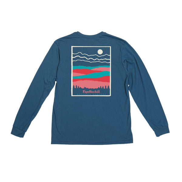 Paper Mountain Long Sleeve