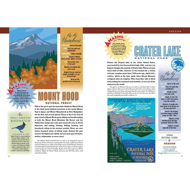 National Park Book Book FAY