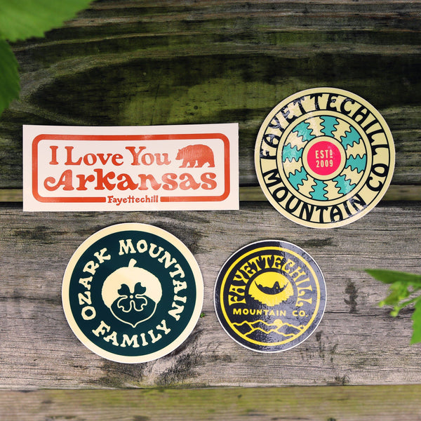 Heritage Sticker Pack