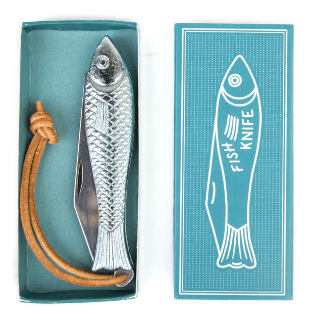 Molly Jogger Fingerling Fish Knife