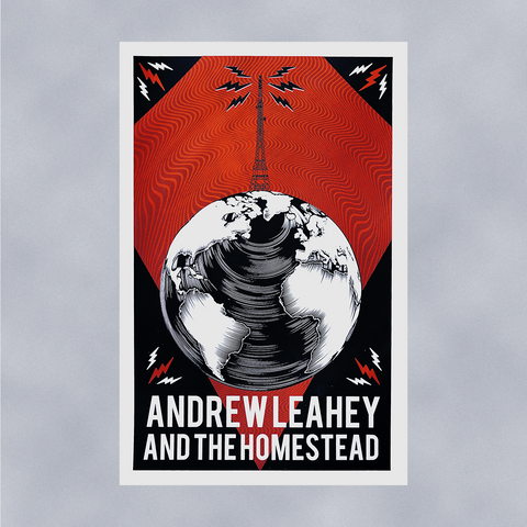 Andrew Leahey and the Homestead Poster