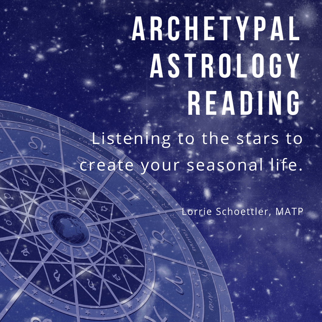 archetypal astrology reading