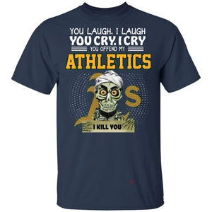 Achmed You Offend My Athletics I Kill You T-Shirt-Bounce Tee