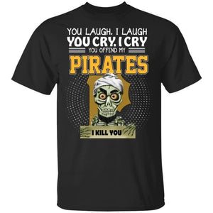 Achmed You Offend My Pirates I Kill You T-Shirt-Bounce Tee
