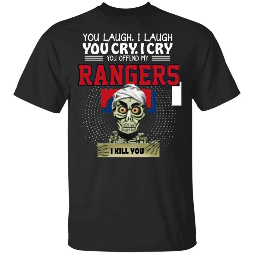 Achmed You Offend My Rangers I Kill You T-Shirt-Bounce Tee