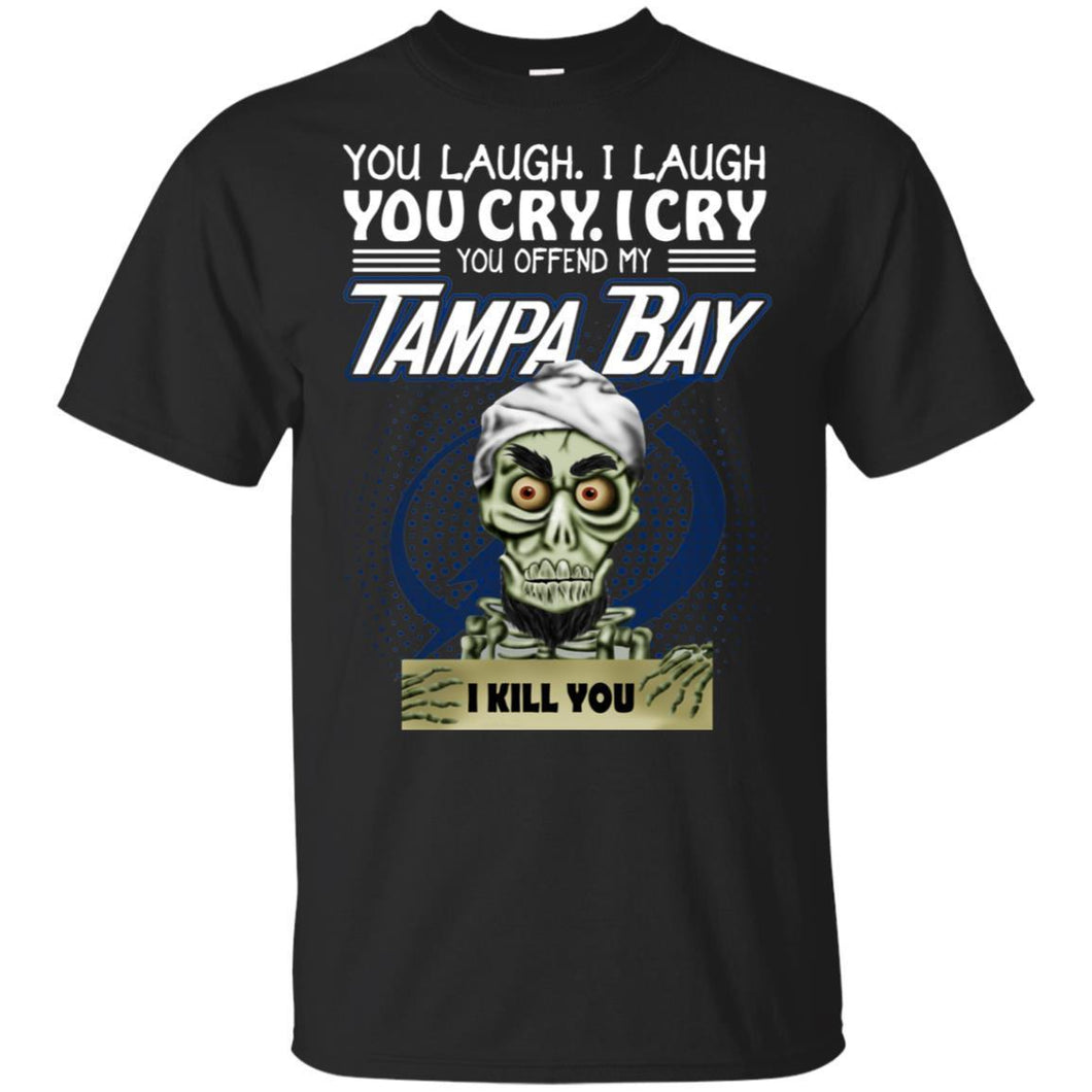 Achmed You Offend My Tampa Bay I Kill You T-Shirt Hockey-Thebouncetee.com