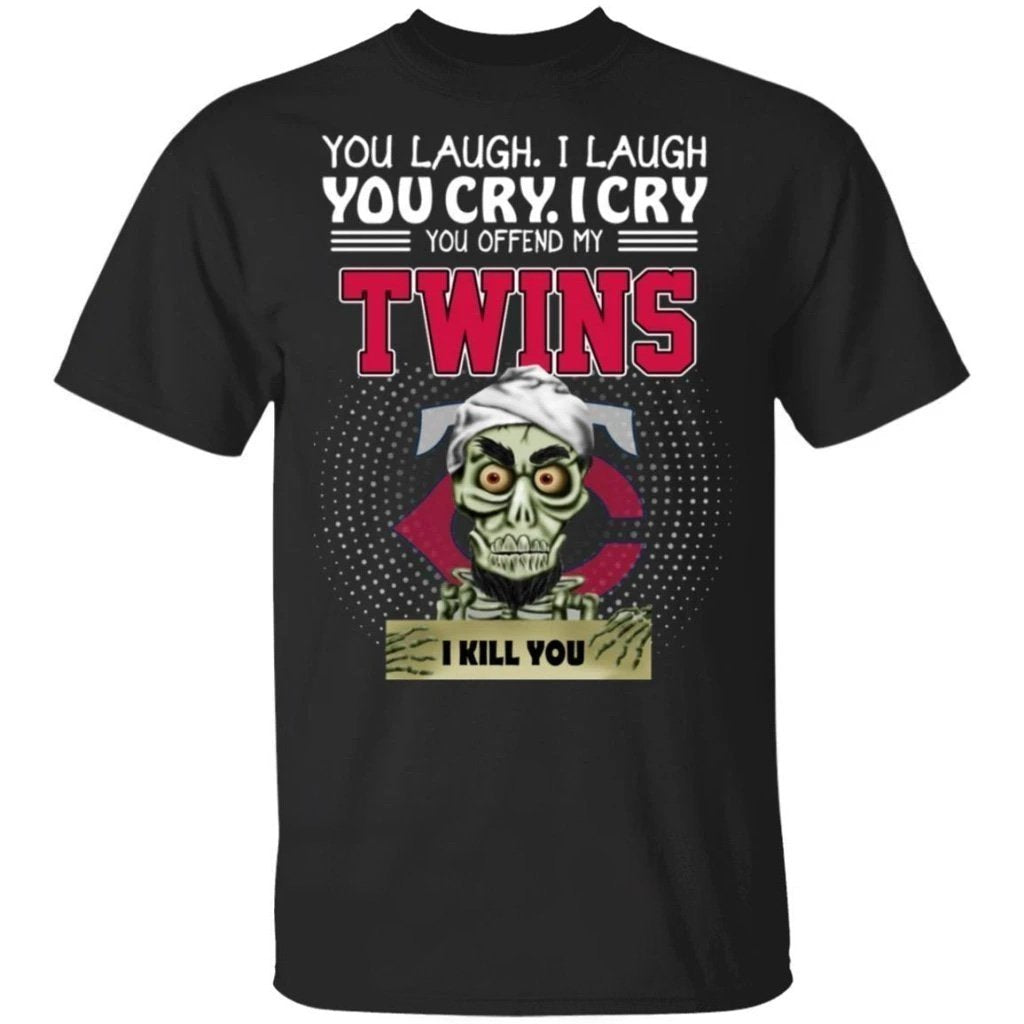 Achmed You Offend My Twins I Kill You T-Shirt-Bounce Tee