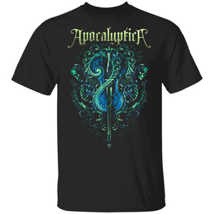 Apocalyptica T-shirt Skeletons Cell-0 Tee MT01-Bounce Tee