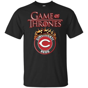 Game Of Thrones Cincinnati Reds T-shirt Men Women Fan-Thebouncetee.com