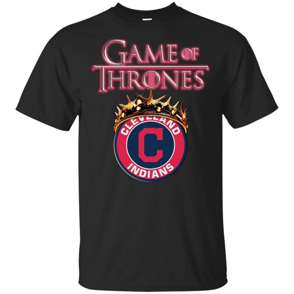 Game Of Thrones Cleveland Indians T-shirt Men Women Fan-Thebouncetee.com