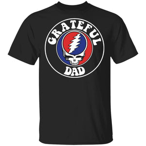 Grateful Dead Shirt Grateful Dad T-shirt MT12-Bounce Tee