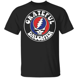 Grateful Dead Shirt Grateful Daughter T-shirt MT12-Bounce Tee