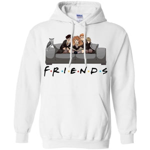 Harry Potter Mixed FRIENDS Hoodie Gift For Fans HA08-Bounce Tee